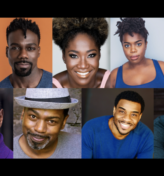 Cast of Goddess for 35th Powerhouse Theater Season